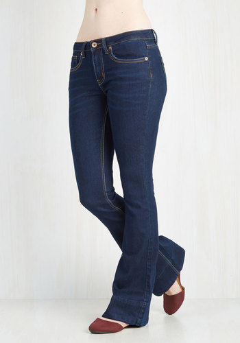 Poetry Reading Ready Jeans