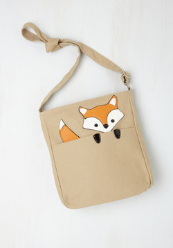 Got One Friend in My Pocket Bag in Fox