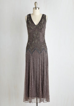 Deco Decadence Dress