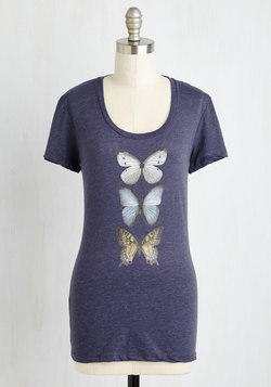 Whimsy Beneath My Wings Top