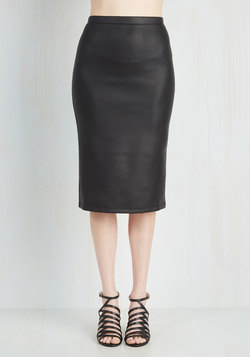 Sleek by Week Skirt
