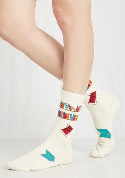 I've Tread Them All Socks
