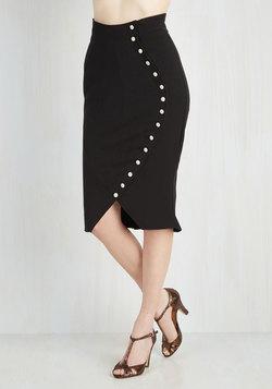 Belle Curve Skirt