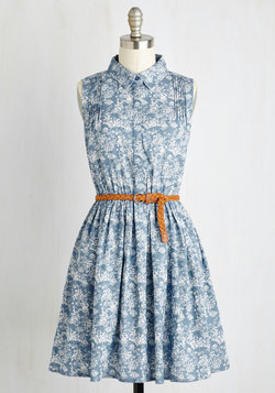 Rustic on the Road Dress