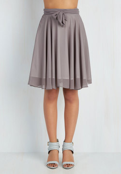 Tendu or Not Tendu Skirt