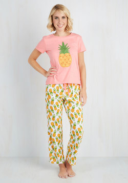 How 'Bout Them Pineapples? Pajamas in Pants