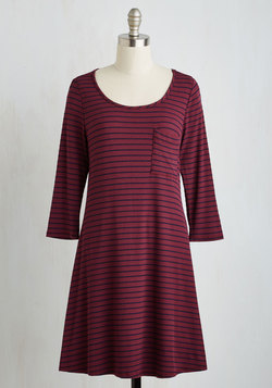Bookstore Brio Dress