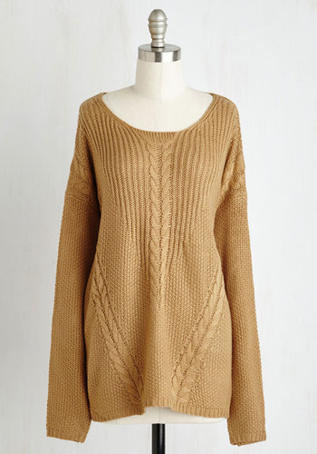 Spool, Calm, and Collected Sweater
