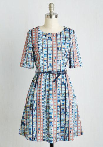 Pros and Condos Dress