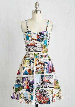 So Jelly Dress in Comics
