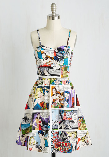 So Jelly Dress in Comics