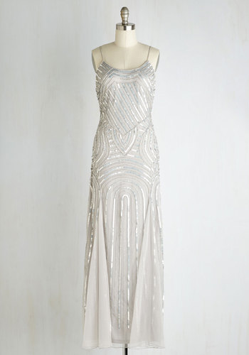 Full Gleam Ahead Dress $229.99 AT vintagedancer.com