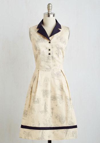 I Wanna France With Somebody Dress $99.99 AT vintagedancer.com