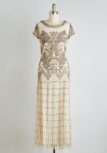 Acclaim it as Your Own Dress $209.99 AT vintagedancer.com