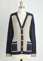 Always a Prep Ahead Cardigan | Mod Retro Vintage