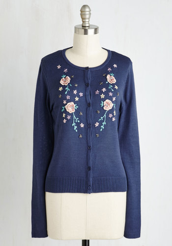 Delight of My Life Cardigan $49.99 AT vintagedancer.com