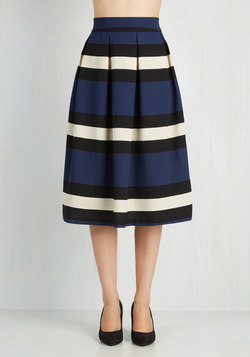 Demure Galore Skirt