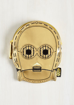Be the Change Purse you Wish to C-3PO