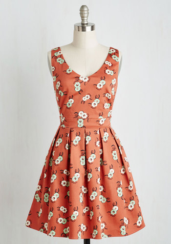 Crafty Cooking Dress