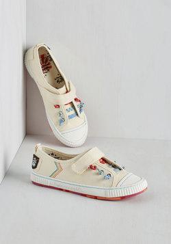 Brighten Your Enlightenment Sneaker