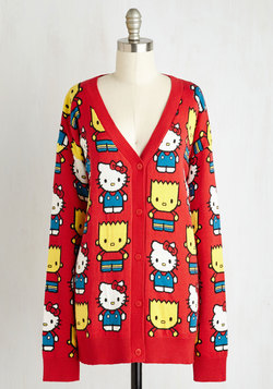 State of the Bart Cardigan