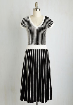 Sophisticated Sommelier Dress