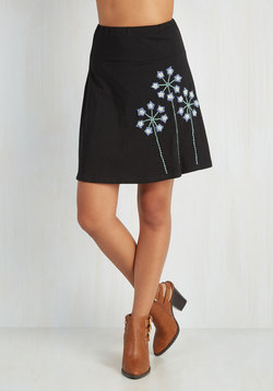 Reach Fleur the Stars Skirt