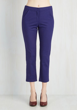 Celebrate Sophistication Pants in Indigo