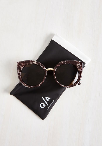 Gleam a Little Dream of Me Sunglasses