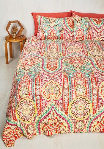 Color By Slumbers Quilt Set in Full/Queen