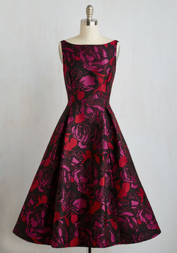 Uptown Twirl Dress