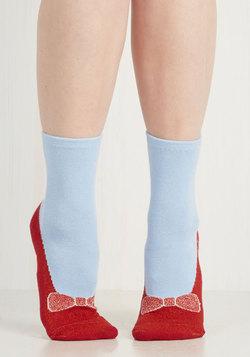Day Slipper Socks