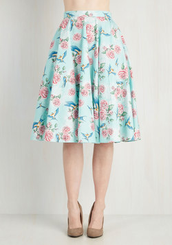 Freewheeling Whimsy Skirt