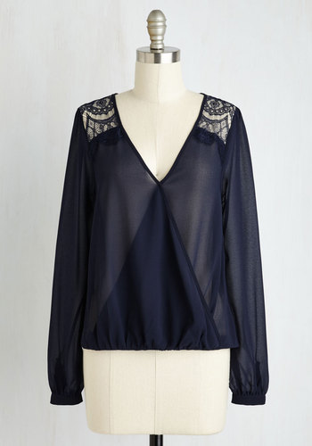 Airy Allure Top