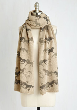 Train of Trot Scarf