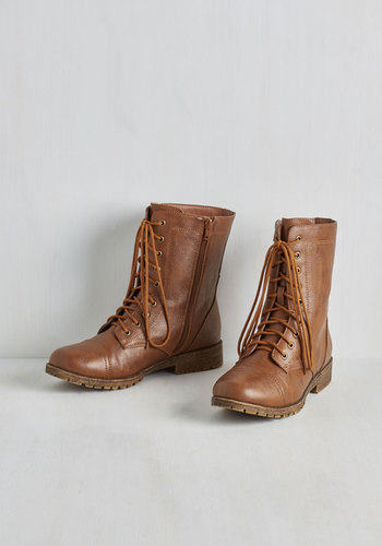 Art Me Up Boot in Brown $59.99 AT vintagedancer.com