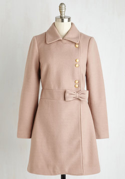 Amiable Invitee Coat