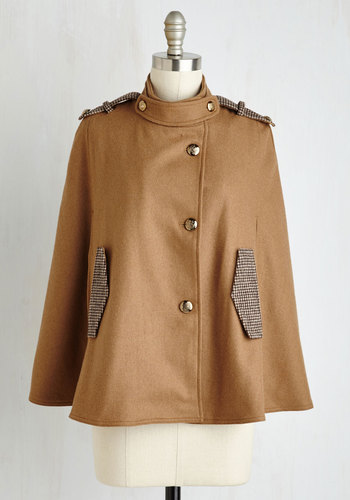 All Said and London Cape $119.99 AT vintagedancer.com