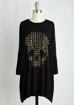 After Skull Stud-ies Tunic