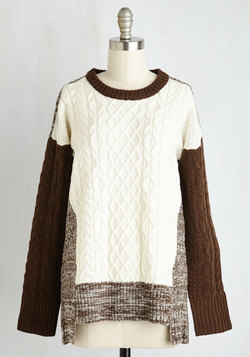 Rooftop Reveries Sweater