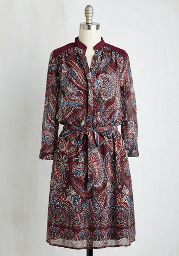 Without Further To-Do Dress