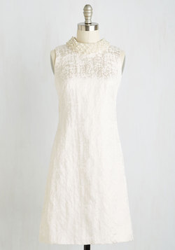 Celebration of Sweethearts Dress in White