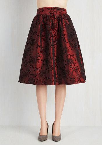 Invitation Intrigue Skirt $74.99 AT vintagedancer.com
