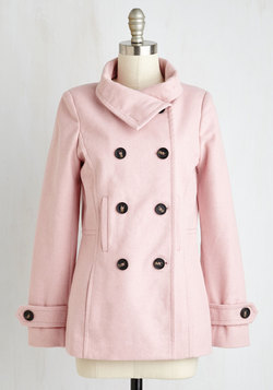 The Best of Timeless Coat in Blush