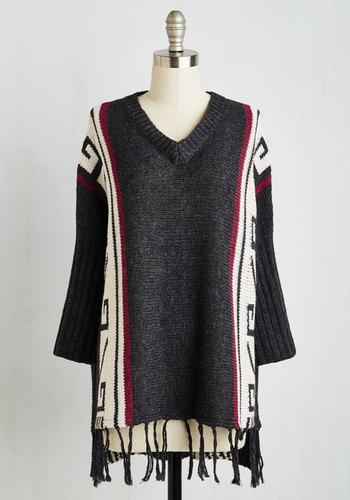 Know Where I Strand Sweater