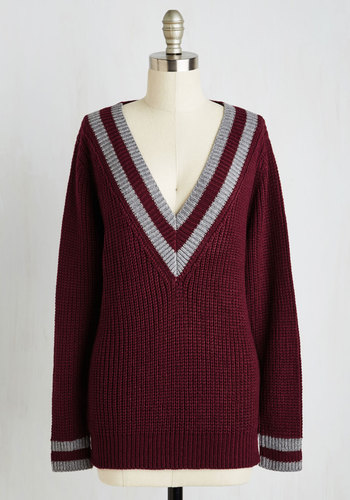 One Prep Ahead Sweater $49.99 AT vintagedancer.com