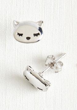 Start Spreading the Snooze Earrings