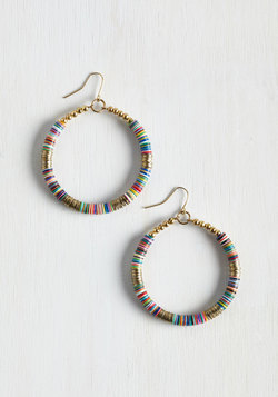 Prismatic Panache Earrings