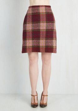 London Lit Tour Skirt