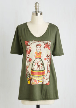 Frida Be You Tee